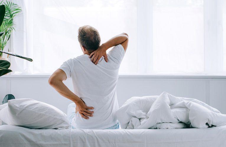 Comment soulager les maux de dos ?